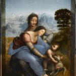 Vinci Léonard de (1452-1519). Paris, musée du Louvre.
