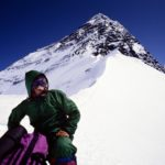 Alek Lwow na Ramieniu Everestu - jesien 1991